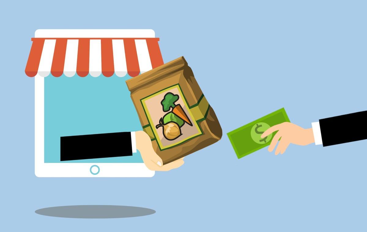 Exportación de productos de alimentación y bebidas a través del canal online